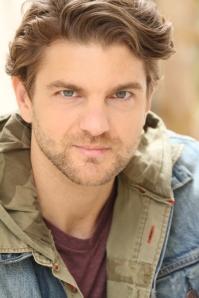 Actor Sebastien Cipolla