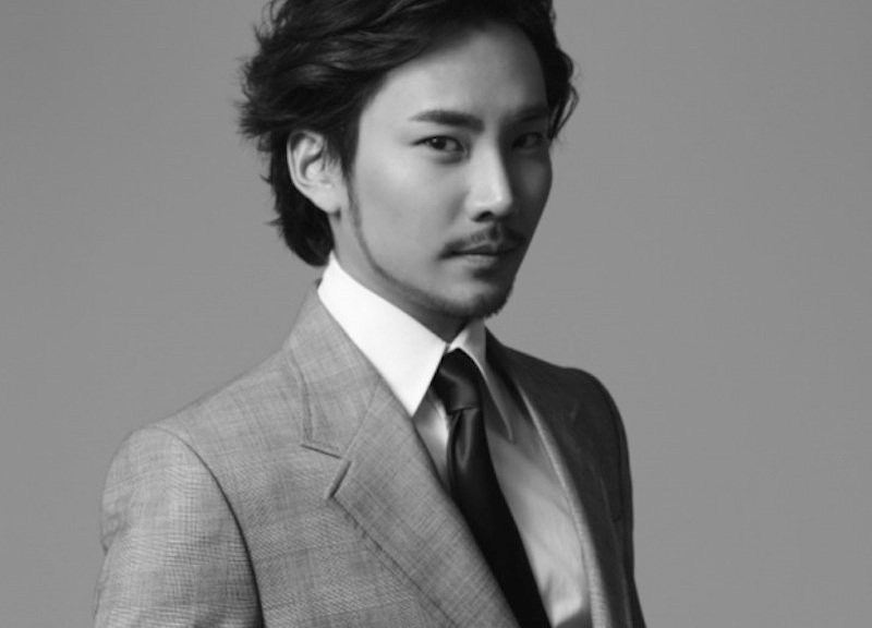 Actor Yohan Lee