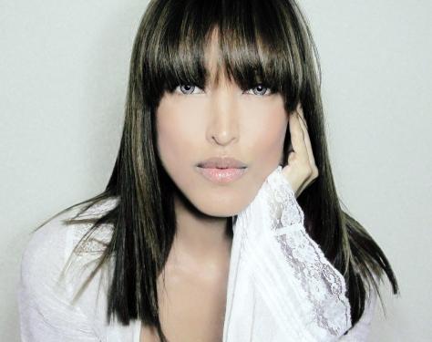 Actress Daniela Junko