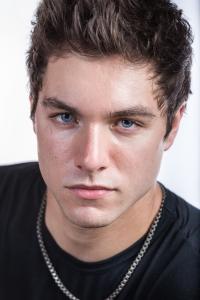 Actor Zack Peladeau