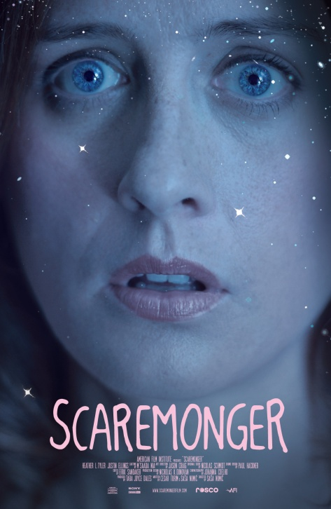 Poster from the film Scaremonger