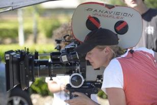 Cinematographer Kristin Fieldhouse