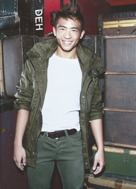 Canadian Actor and Model Steven Van Nguyen