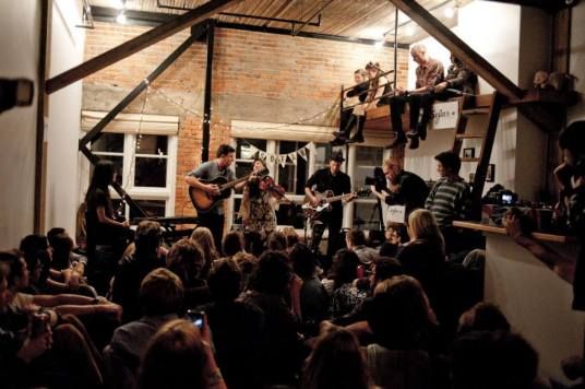Sofar Sounds