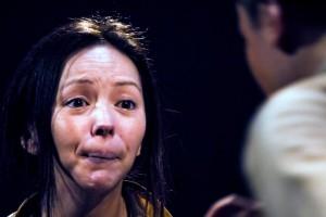 """Lisa Jai as Birdie in """"What of the Night?"""" at the Vagrancy in Los Angeles"""