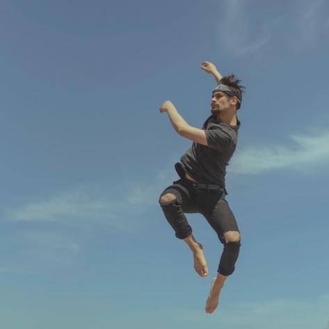 Dancer Justin Lopes