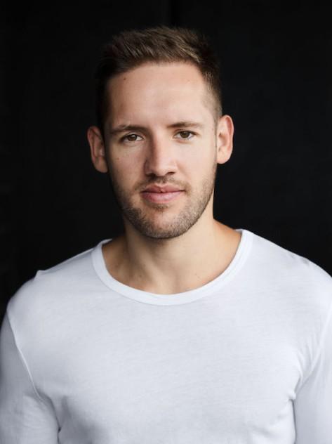 Australian Dancer, Actor Nick Phillips