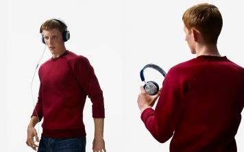 Still of Andreas Holm-Hansen in a Bang & Olufsen commercial