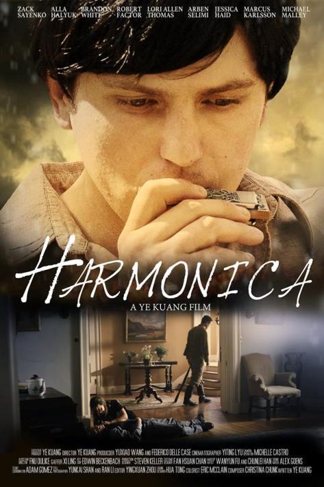 Harmonica Yuxiao Wang
