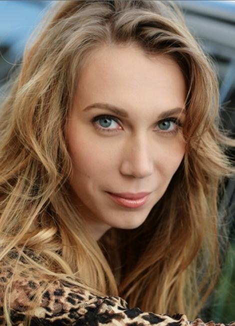 Actress Jane Kapriss