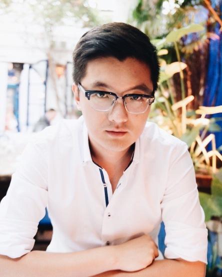 VFX artist Zhaoyu Zhou