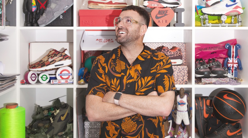 Creative Director Mitch Crook talks Nike and establishing a successful  business