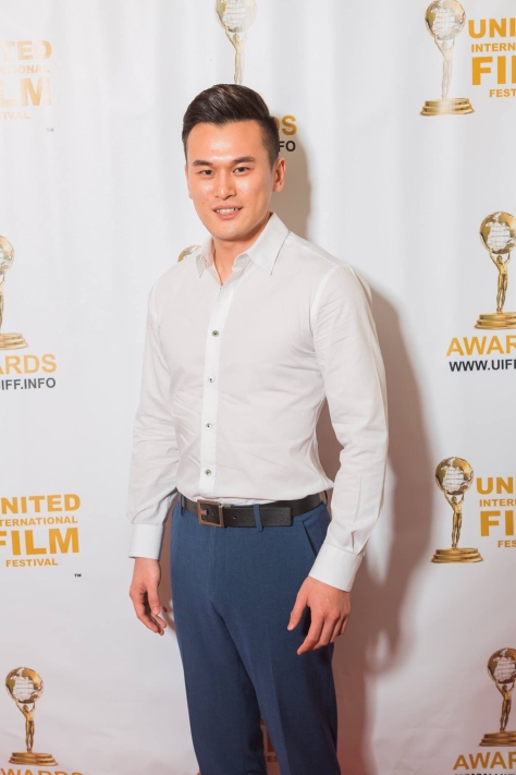 United International Film Festival Red carpet