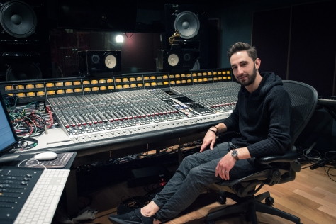 Music Producer Jason Strong
