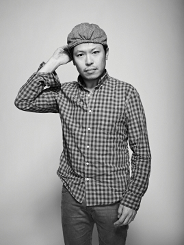 Hubert Kang Bio Photo by Peter Yang
