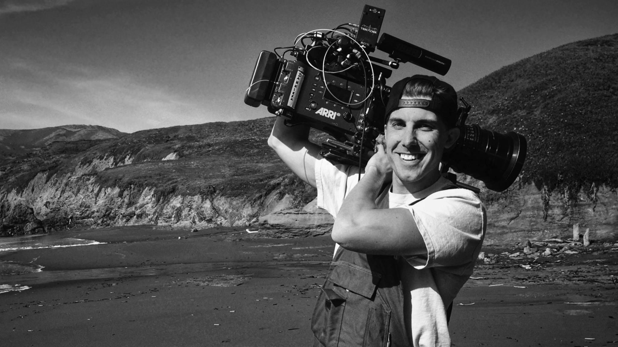 Cinematographer Carl Lovén