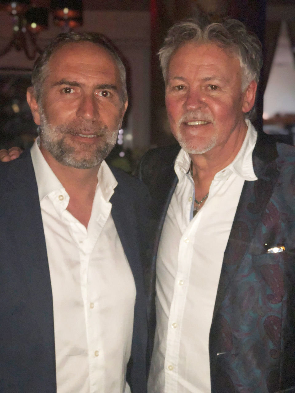 Jean Philippe & Paul Young